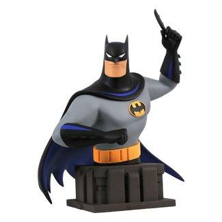 Diamond Select Toys Batman The Animated Series Bust Batman with Batarang 18 cm