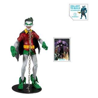 McFarlane DC Multiverse Build A Action Figure Robin Earth (Dark Nights: Metal) 18 cm