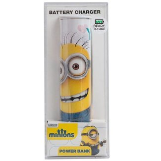 Minions External Battery One In A Minion
