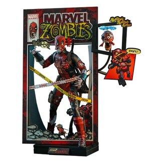 Hot Toys Marvel Zombies Comic Masterpiece Action Figure 1/6 Zombie Deadpool 31 cm