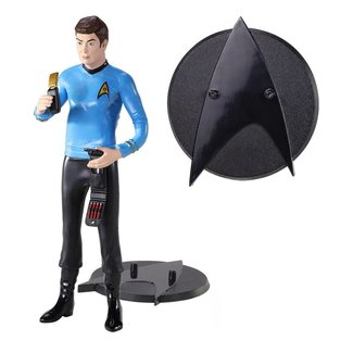 Noble Collection Star Trek Bendyfigs Bendable Figure McCoy 19 cm