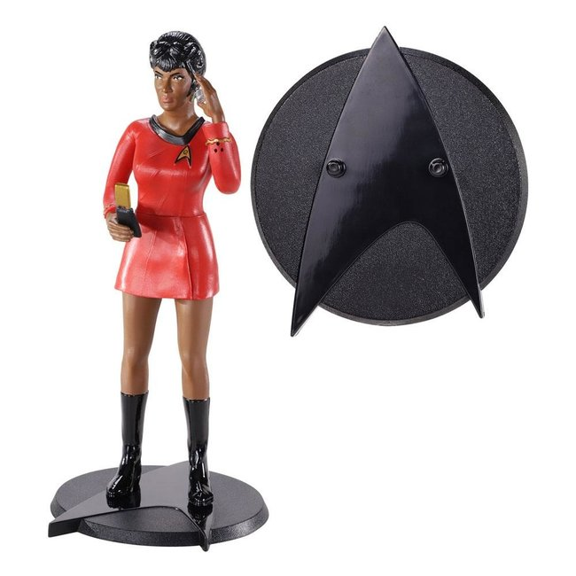 Noble Collection Star Trek Bendyfigs Bendable Figure Uhura 19 cm
