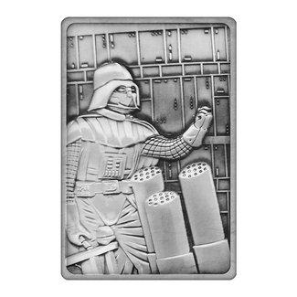 FaNaTtik Star Wars Iconic Scene Collection Limited Edition Ingot Darth Vader