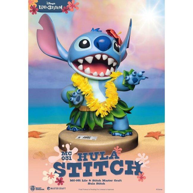 Beast Kingdom Disney Master Craft Statue Hula Stitch 38 cm