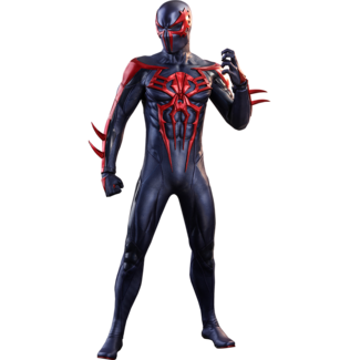 Hot Toys Spider-Man (Spider-Man 2099 Black Suit) Hot Toys Exclusive