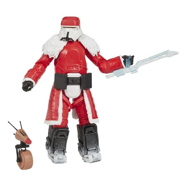 Hasbro Star Wars Black Series Action Figure 2020 Range Trooper (Holiday Edition) 15 cm
