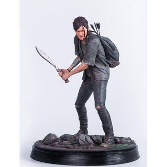 Gaming Heads The Last of Us Part 2: Ellie 1:4 Scale Statue