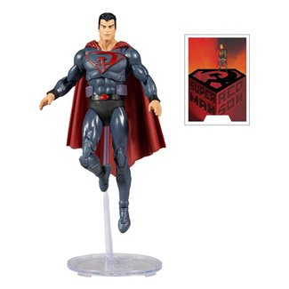McFarlane DC Multiverse Action Figure Superman: Red Son 18 cm
