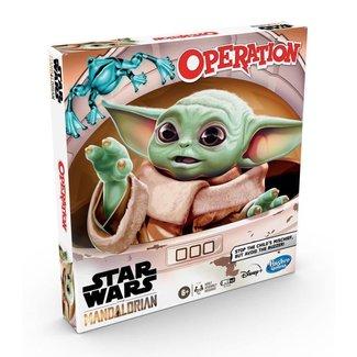 Hasbro Star Wars The Mandalorian Action Game Operation *English Version*