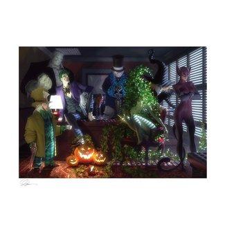 Sideshow Collectibles DC Comics Art Print Batman: The Long Halloween 46 x 61 cm - unframed