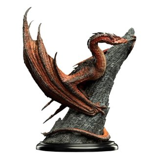 Weta Workshop The Hobbit Trilogy Statue Smaug the Magnificent 20 cm