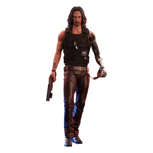 Cyberpunk 2077 Video Game Masterpiece Action Figure 1/6 Johnny Silverhand 31 cm