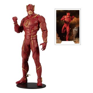 McFarlane DC Multiverse Action Figure The Flash: Injustice 2 18 cm