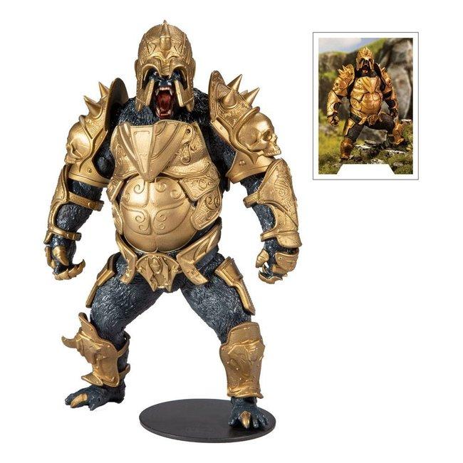DC Multiverse Action Figure Gorilla Grodd: Injustice 2