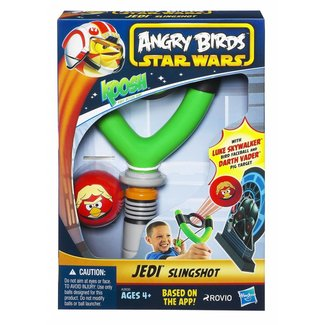 Hasbro Angry Birds Koosh Jedi Slingshot