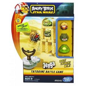 Star Wars Angry Birds Jenga Tatooine Battle Game