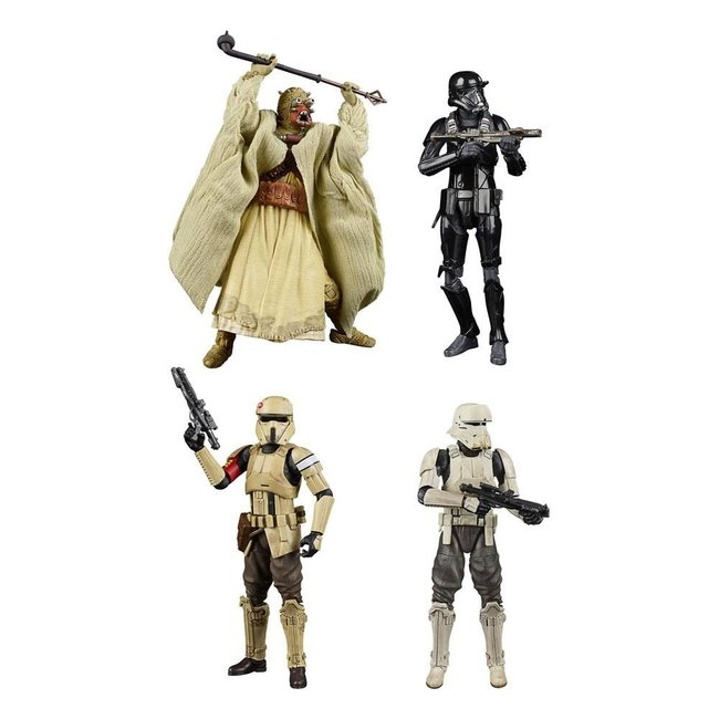 Hasbro Star Wars Black Series Archive Action Figures 15 cm 2021 50th Anniversary Wave 2 Assortment (4)