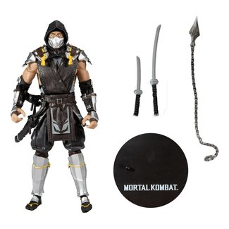 McFarlane Mortal Kombat Action Figure Scorpion (The Shadow Skin) 18 cm