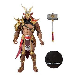 McFarlane Mortal Kombat Action Figure Shao Khan 18 cm