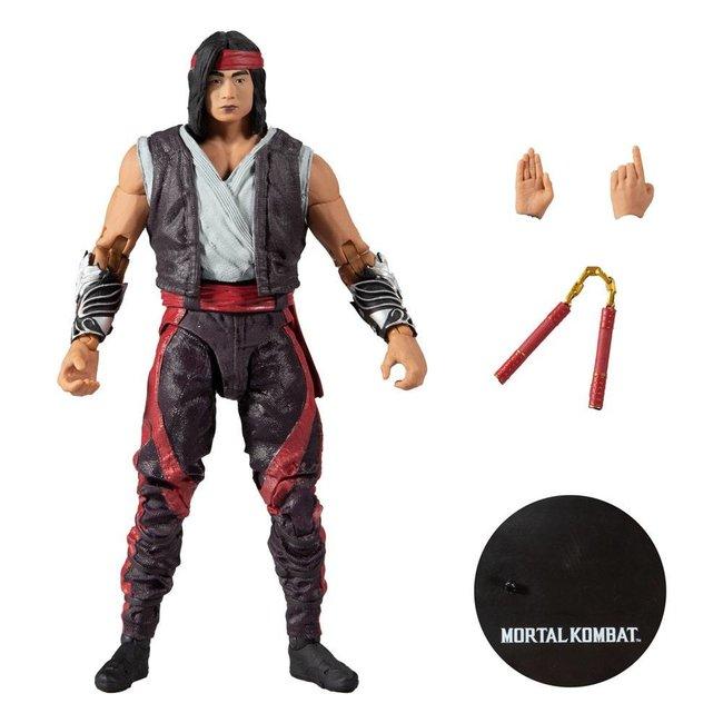 McFarlane Mortal Kombat Action Figure Liu Kang 18 cm
