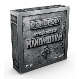 McFarlane Star Wars Board Game Monopoly The Mandalorian *English Version*