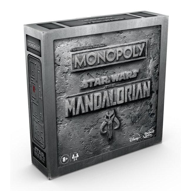 McFarlane Star Wars Board Game Monopoly The Mandalorian *English Version*