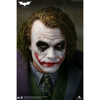 Queen Studios The Dark Knight Statue 1/4 Heath Ledger Joker Artists Edition 52 cm
