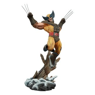 Sideshow Collectibles Marvel Premium Format Statue Wolverine 52 cm