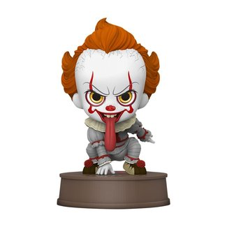 Hot Toys It Chapter Two Cosbaby Mini Figure Pennywise 10 cm