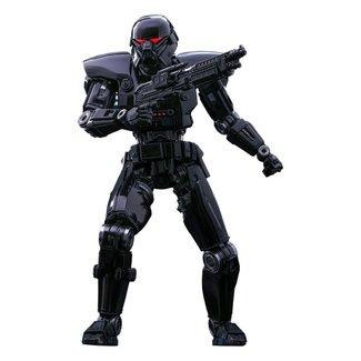 Hot Toys Star Wars The Mandalorian Action Figure 1/6 Dark Trooper 32 cm