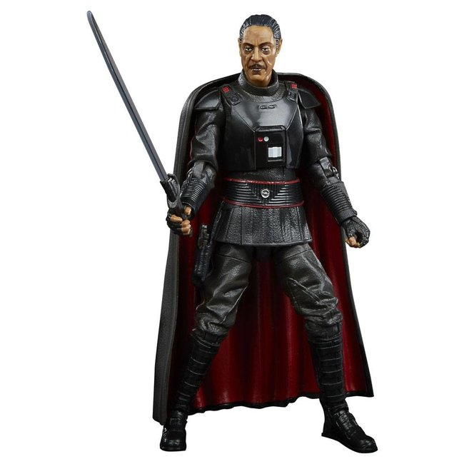 Hasbro Star Wars Black Series Action Figures 15 cm 2021 - Moff Gideon (The Mandalorian)