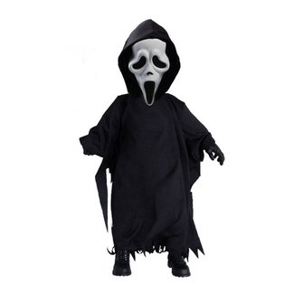 Mezco Toys Scream MDS Roto Plush Doll Ghost Face 46 cm