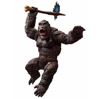 Tamashii Nations Godzilla vs. Kong 2021 S.H. MonsterArts Action Figure Kong 15 cm