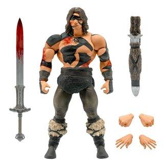 Super7 Conan the Barbarian Ultimates Action Figure Conan War Paint Conan 18 cm
