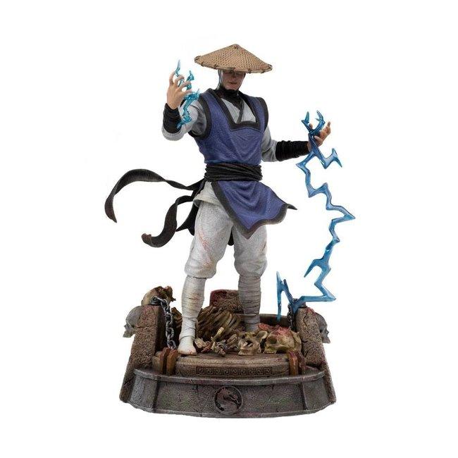 Iron Studios Mortal Kombat Art Scale Statue 1/10 Raiden 24 cm