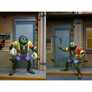 NECA  Teenage Mutant Ninja Turtles Action Figure 2-Pack Napoleon & Atilla Frog 18 cm