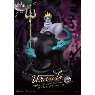 Beast Kingdom The Little Mermaid Master Craft Statue Ursula 41 cm