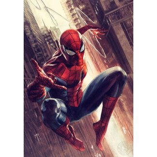 Sideshow Collectibles Marvel Art Print The Amazing Spider-Man 46 x 61 cm - unframed