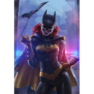 Sideshow Collectibles DC Comics Art Print Batgirl 46 x 61 cm - unframed