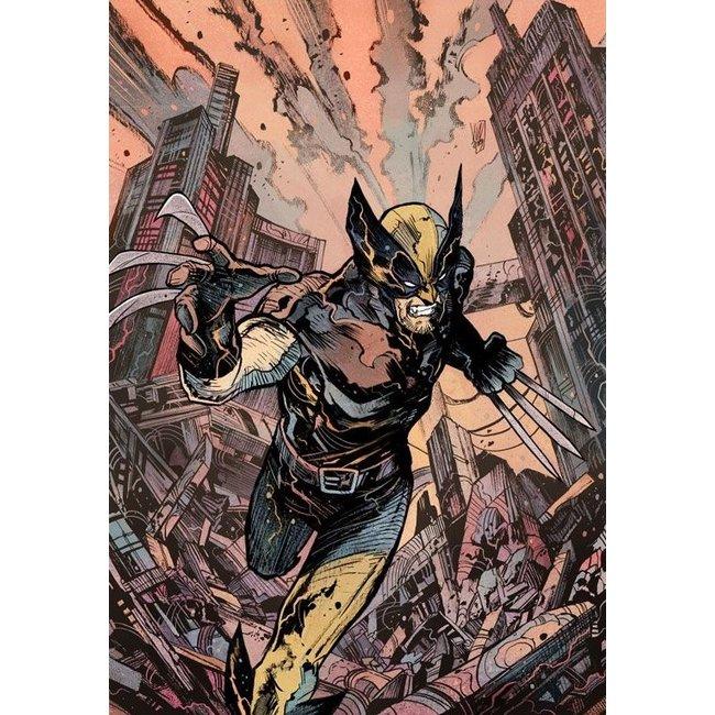 Sideshow Collectibles Marvel Art Print Wolverine 46 x 61 cm - unframed