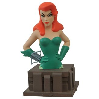 Diamond Select Toys Batman The Animated Series Bust Poison Ivy