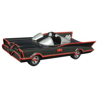 Diamond Select Toys Batman 1966 Batmobile Bust Bank