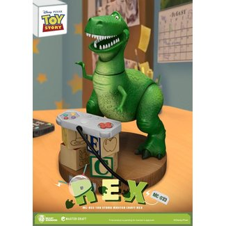 Beast Kingdom Toy Story Master Craft Statue Rex 33 cm