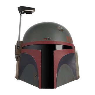 Hasbro Star Wars The Mandalorian Black Series Electronic Helmet Boba Fett (Re-Armored)