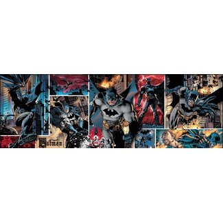 Clementoni DC Comics Panorama Jigsaw Puzzle Batman (1000 pieces)