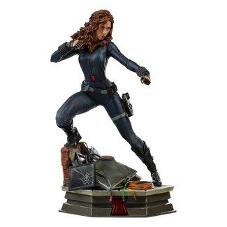 Iron Studios Avengers Infinity Saga Legacy Replica Statue 1/4 Black Widow 46 cm
