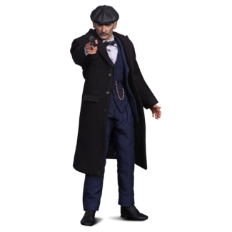 Big Chief Studios Peaky Blinders Action Figure 1/6 Arthur Shelby Limited Edition 30 cm