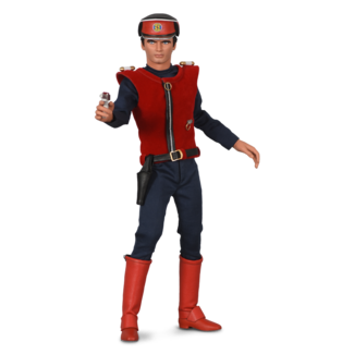 Big Chief Studios Captain Scarlet: Captain Scarlet Spectrum Action Figure 1/6 Limited Edition 30 cm