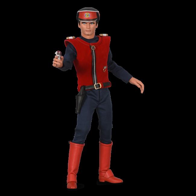 Big Chief Studios Captain Scarlet: Captain Scarlet Spectrum Action Figure 1/6 Limited Edition 30 cm