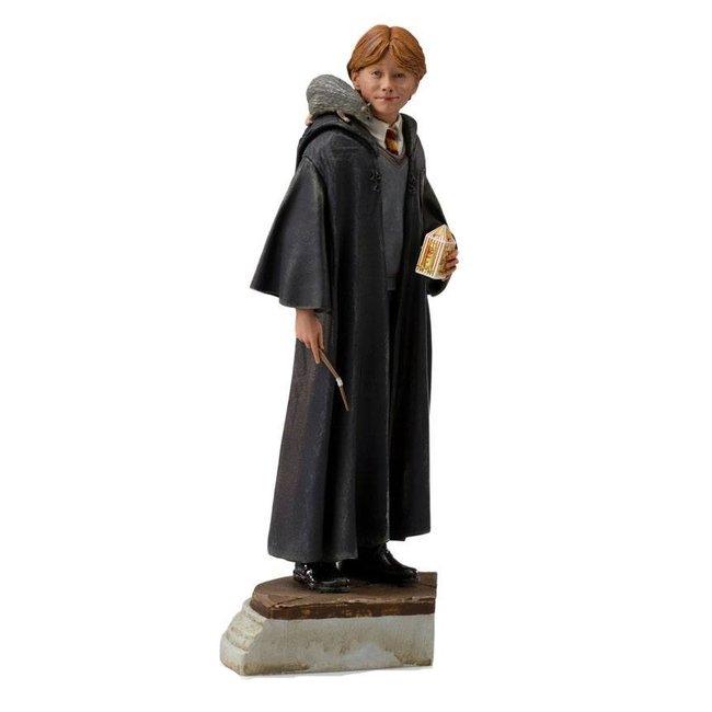 Iron Studios Harry Potter Art Scale Statue 1/10 Ron Weasley 17 cm